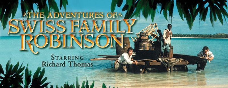 A Family Gets Stranded On Island Movie