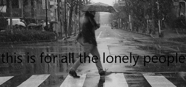 how to help lonely people